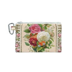 Ornate 1171145 1280 Canvas Cosmetic Bag (small) by vintage2030