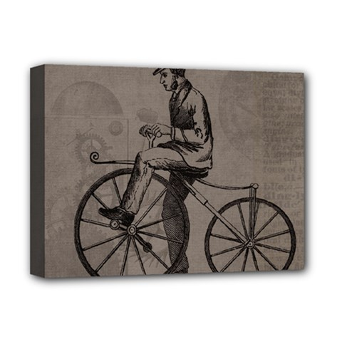 Vintage 1143342 1920 Deluxe Canvas 16  X 12  (stretched)  by vintage2030