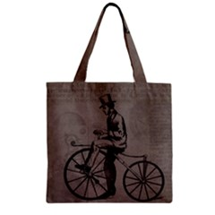 Vintage 1143342 1920 Zipper Grocery Tote Bag by vintage2030
