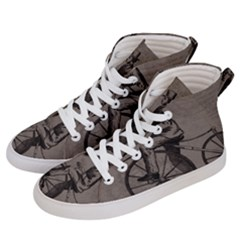 Vintage 1143342 1920 Women s Hi Top Skate Sneakers by vintage2030