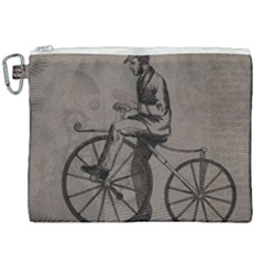 Vintage 1143342 1920 Canvas Cosmetic Bag (xxl) by vintage2030