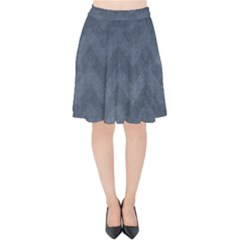 Background 1151332 1920 Velvet High Waist Skirt