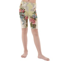 Easter 1225798 1280 Kids  Mid Length Swim Shorts