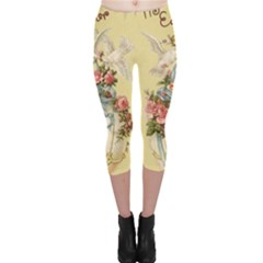 Easter 1225798 1280 Capri Leggings