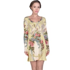 Easter 1225798 1280 Long Sleeve Nightdress