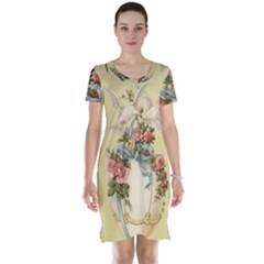 Easter 1225798 1280 Short Sleeve Nightdress