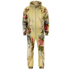 Easter 1225798 1280 Hooded Jumpsuit (men)