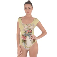 Easter 1225798 1280 Short Sleeve Leotard