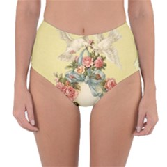 Easter 1225798 1280 Reversible High Waist Bikini Bottoms