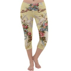 Easter 1225798 1280 Capri Yoga Leggings