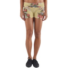 Easter 1225798 1280 Yoga Shorts