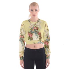 Easter 1225798 1280 Cropped Sweatshirt