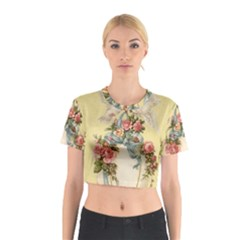 Easter 1225798 1280 Cotton Crop Top