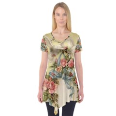 Easter 1225798 1280 Short Sleeve Tunic