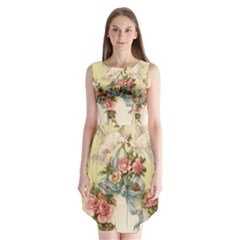 Easter 1225798 1280 Sleeveless Chiffon Dress