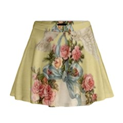 Easter 1225798 1280 Mini Flare Skirt