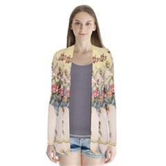 Easter 1225798 1280 Drape Collar Cardigan