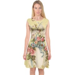 Easter 1225798 1280 Capsleeve Midi Dress