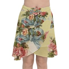 Easter 1225798 1280 Chiffon Wrap Front Skirt