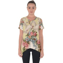 Easter 1225798 1280 Cut Out Side Drop Tee