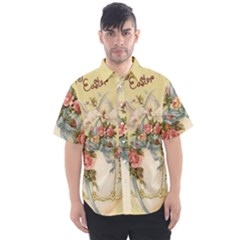 Easter 1225798 1280 Men s Short Sleeve Shirt