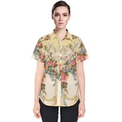 Easter 1225798 1280 Women s Short Sleeve Shirt