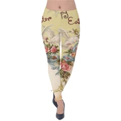 Easter 1225798 1280 Velvet Leggings
