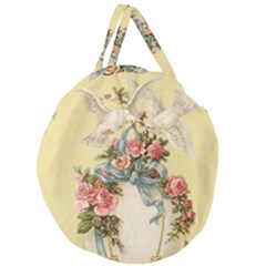 Easter 1225798 1280 Giant Round Zipper Tote