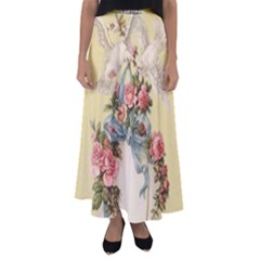 Easter 1225798 1280 Flared Maxi Skirt