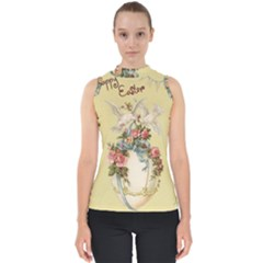 Easter 1225798 1280 Mock Neck Shell Top