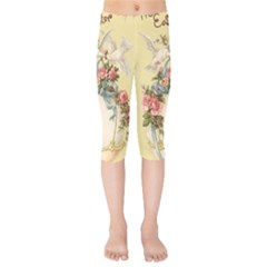 Easter 1225798 1280 Kids  Capri Leggings