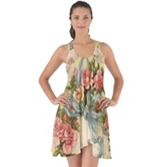 Easter 1225798 1280 Show Some Back Chiffon Dress