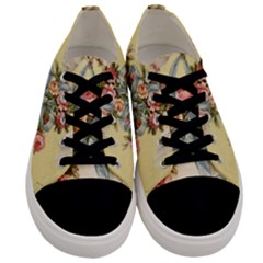 Easter 1225798 1280 Men s Low Top Canvas Sneakers