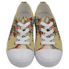 Easter 1225798 1280 Kids  Low Top Canvas Sneakers