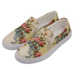 Easter 1225798 1280 Men s Canvas Slip Ons by vintage2030
