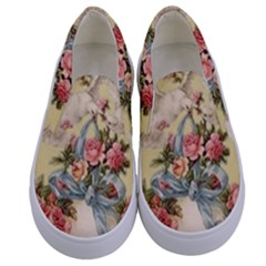 Easter 1225798 1280 Kids  Canvas Slip Ons
