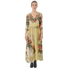 Easter 1225798 1280 Button Up Boho Maxi Dress