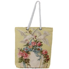 Easter 1225798 1280 Full Print Rope Handle Tote (large)