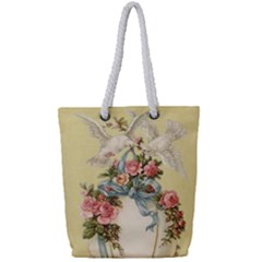 Easter 1225798 1280 Full Print Rope Handle Tote (small)