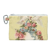 Easter 1225798 1280 Canvas Cosmetic Bag (medium) by vintage2030