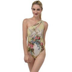 Easter 1225798 1280 To One Side Swimsuit