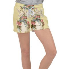 Easter 1225798 1280 Women s Velour Lounge Shorts