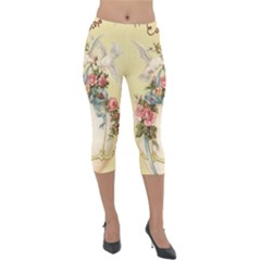 Easter 1225798 1280 Lightweight Velour Capri Leggings