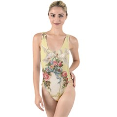 Easter 1225798 1280 High Leg Strappy Swimsuit