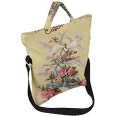 Easter 1225798 1280 Fold Over Handle Tote Bag