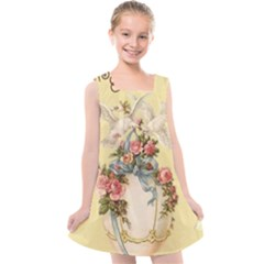 Easter 1225798 1280 Kids  Cross Back Dress