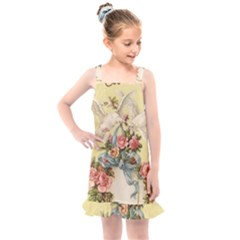 Easter 1225798 1280 Kids  Overall Dress