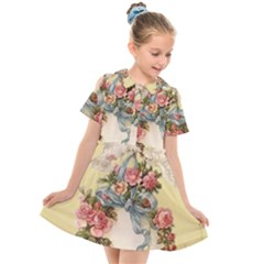 Easter 1225798 1280 Kids  Short Sleeve Shirt Dress