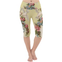 Easter 1225798 1280 Lightweight Velour Cropped Yoga Leggings