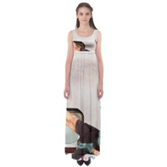Vintage 1133810 1920 Empire Waist Maxi Dress